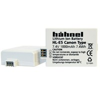Hahnel HL-E5 Canon Tipi Li-Ion Pil