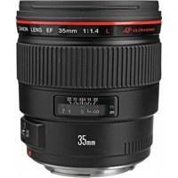 Canon EF35MM F1.4L USM Objektif