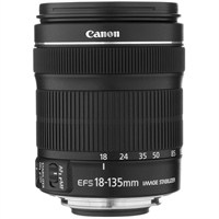 Canon EF-S 18-135MM F3.5-5.6 IS Objektif