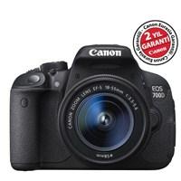 Canon Eos 700D 18-55 DC DSLR Fotoğraf Makinesi