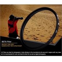 Beta 62Mm Ultra Viole Koruyucu Uv Filtre