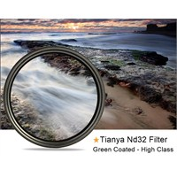 Tianya 58Mm Nd32 Filtre Nd 5 Stop ( Multi Green Coated )