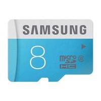 Samsung 8GB MicroSD Standart Class 6 24mb/sn Hafıza Kartı + SD Adaptör MB-MS08DA/TR