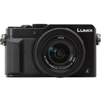 "Panasonic Lumix DMC-LX100 3.1x Optik Zoom 12.8 MP Çözünürlük 3"" LCD Ekran Fotoğraf Makinesi"