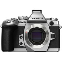 Olympus OM-D E-M1 Body Gümüş + Olympus HLD-7 Battery Grip