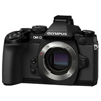 Olympus OM-D E-M1 Body Siyah + Olympus HLD-7 Battery Grip