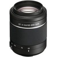 Sony Sal-55200-2 Telefoto Objektif