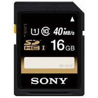 Sony Sf16uyt 16Gb Sd Kart