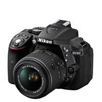 Nikon D5300 + 18-55 Mm Lens Slr Fotoğraf Makinesi (İthalatçı Garantili)