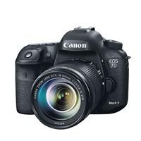 Canon 7D Mark Iı + 18-135 Mm Lens Fotoğraf Makinesi