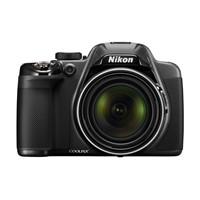 Nikon Coolpix P530 Dijital Kompakt Fotoğraf Makinesi Siyah