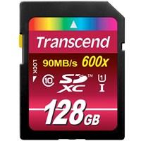 Transcend 128GB UHS-I SDXC 600x Class 10 Hafıza Kartı