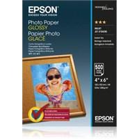 Epson C13s042549 Photo Paper Glossy 200 G,10 X 15Cm,500 Sayfa