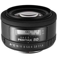 Pentax 50mm f/1.4 Objektif