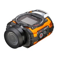 Ricoh WG-M1 Sualtı Aksiyon Kamera Turuncu