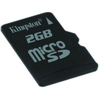 Kingston 2 GB Micro Secure Digital Hafıza Kartı SDC/2GB