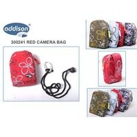 Addison 300241 Kırmızı Kamera Çantası