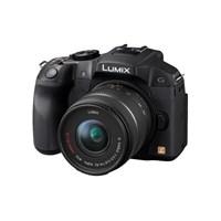 Panasonic Lumix DMC-G6K 14-42 Kit Aynasız Fotoğraf Makinesi