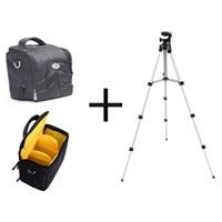 Iconic SENSOR130 SLR Kamera Sırt Çantası + 130cm tripod(Taşıma Çantası Hediyeli)