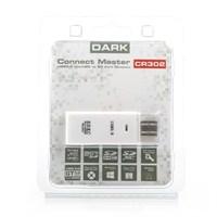 Dark UCR302 USB3.0 SDXC/SDHC/MicroSD Kart Okuyucu (DK-AC-UCR302WCR) Beyaz