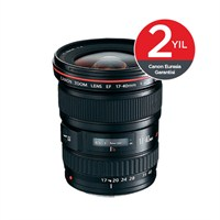 Canon EF17-40MM F4L USM Objektif