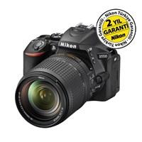 Nikon D5500+18-140mm VR Lens Kit SLR Dijital Fotoğraf Makinesi