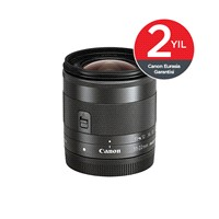 Canon EF-M 11-22MM F4-5.6 IS STM Objektif
