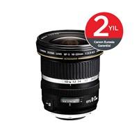 Canon EF-S 10-22mm f/3.5-4.5 USM Objektif