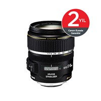 Canon EF-S 17-85mm f/4-5.6 IS USM Objektif