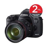 Canon Eos 5D Mark III 24-105mm L Lens SLR Dijital Fotoğraf Makinesi