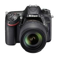 Nikon D7200+18-105Mm Vr Lens Kit Slr Dijital Fotoğraf Makinesi (İthalatçı Garantili)