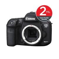 Canon Eos 7D Mark II Body DSLR Fotoğraf Makinesi