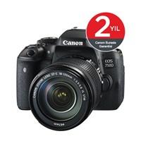 Canon EOS 750D 18-135mm IS STM DSLR Fotoğraf Makinesi
