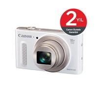Canon PowerShot SX610HS 20.2 MP 18x Optik Zoom Dijital Fotoğraf Makinesi Beyaz