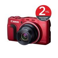 Canon PowerShot SX710 20.3 MP 30x Optik Zoom Dijital Fotoğraf Makinesi Kırmızı