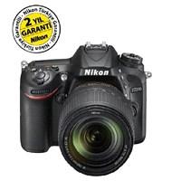 Nikon D7200 18-140mm VR Lens Kit SLR Dijital Fotoğraf Makinesi