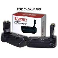 Canon 70D Sanger Battery Grip