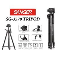 Sanger Sg-3570 Dslr Kamera Tripod 1.67M
