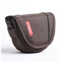 Nest Athena Nt S10 Kompakt Omuz Çantası (Kahve)