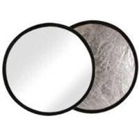 Weifeng 80 Cm White/Silver (Beyaz/Gümüş) Çiftli Yansıtıcı