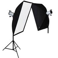 Fomex Hd400p W/S Paraflash 2 Li Set