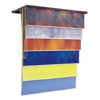 Weifeng 6\'Lı Fon Duvar Kasalı Düz Renk Set