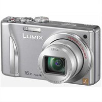 Panasonic Lumix DMC-TZ25 Dijital Fotoğraf Makinesi Gümüş