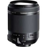 Tamron 18-200mm F/3,5-6,3 VC Objektif Nikon Uyumlu
