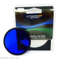 Citiwide 67Mm Full Mavi Filtre