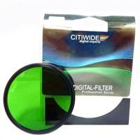 Citiwide 72Mm Full Yeşil Filtre