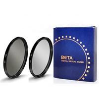 Beta 58Mm Koruyucu Uv Filtre + Cpl Circular Polarize Filtre