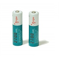 Rexpo RBT-11 Şarj Edilebilir 2700 mAh AA Kalem Pil 2'li Paket