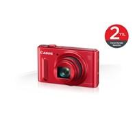 Canon PowerShot SX 610 HS 20.2 MP 18x Optik Zoom Dijital Fotoğraf Makinesi Kırmızı