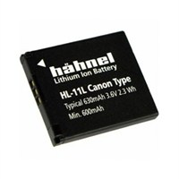 Hahnel HL-11L Canon NB-11L Dijital Kamera Pili